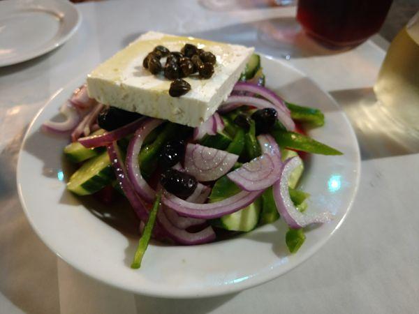 Athens Greek Food